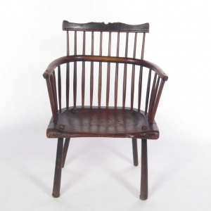 SOLD: 18th century Welsh stick chair