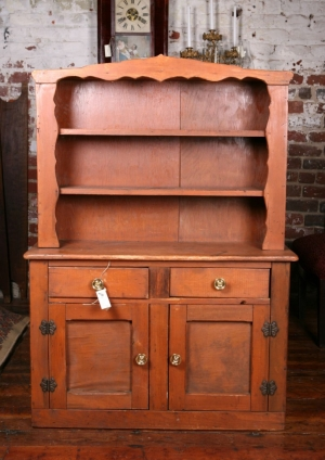 Early child's Dutch cupboard - late 19th - early 20th c.