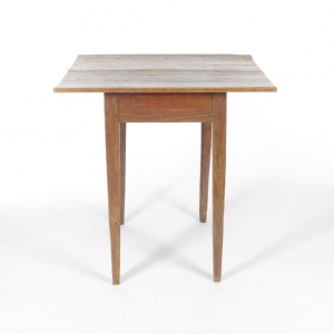 Country Hepplewhite pine work table