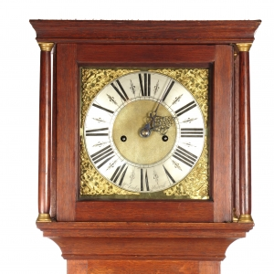 SOLD - 18th century English case clock William Cockey, Yeovil
