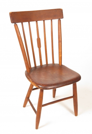SOLD: George Ellicott chair Ellicott Mills MD